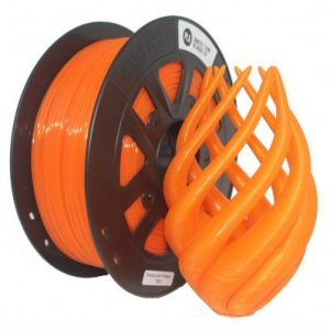 CCTREE ST-PLA Orange Filament, 1.75mm, 1kg