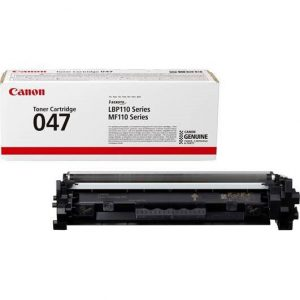 Canon 047 Black Laser Toner Cartridge