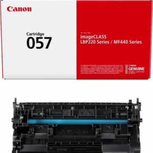Canon 057 Black Toner Cartridge