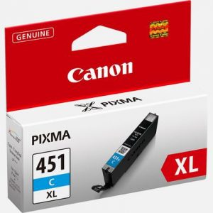 Canon 451XL Cyan Ink Cartridge