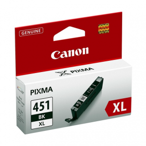 Canon CLI-451XL Black Ink Cartridge