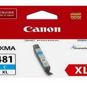 Canon PGI-481XL Cyan Ink Cartridge