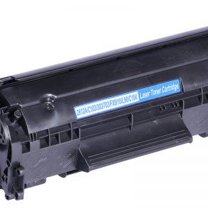 Generic HP 12A (Q2612A) - Canon 703 - Canon FX10 Black Toner Cartridge