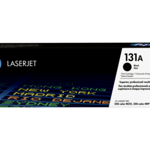 HP 131A (CF210A) Black Original LaserJet Toner Cartridge