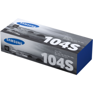 Samsung MLT-D104S Black Toner Cartridge (SU750A)