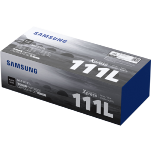 Samsung MLT-D111L High Yield Black Toner Cartridge (SU807A)