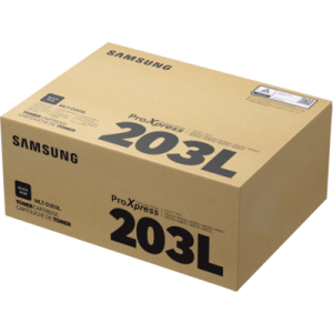Samsung MLT-D203L High Yield Black Toner Cartridge (SU901A)
