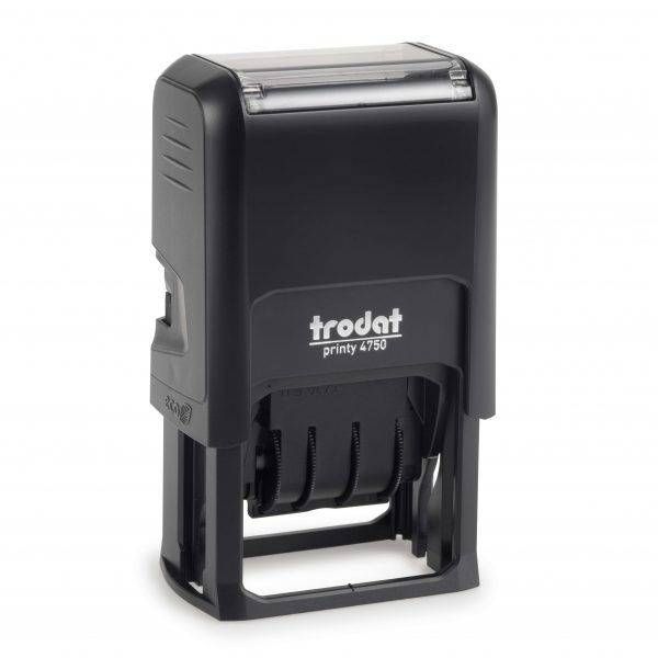 Trodat 4750 Self-Inking Dater Stamp
