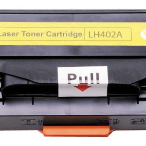 Generic HP 201A (CF402A) - Canon 045 Yellow Toner Cartridge