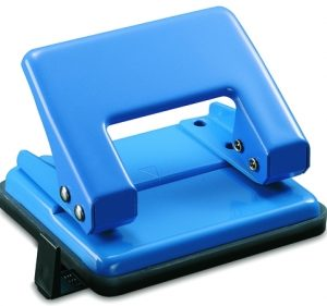 9730 Medium 2-hole Punch Size: L112*W91*H45 mm Capacity: 20 sheets