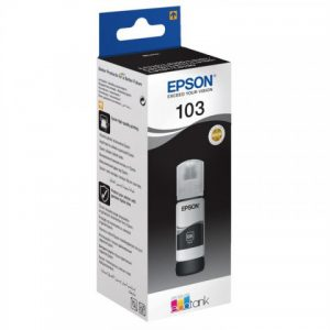 Epson 103 EcoTank 65ml Black Ink Bottle