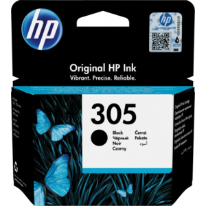 HP 305 Black Original Ink Cartridge