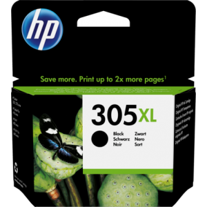 HP 305XL High Yield Black Original Ink Cartridge
