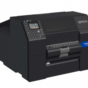 Epson ColorWorks C6500Ae On-Demand Label Printer